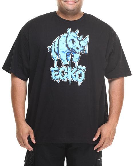Ecko Black Rhino Drip T-Shirt (Big & Tall)