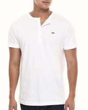 Shirts - S/S Pima Henley Tee