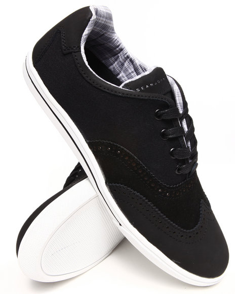 Sean John - Men Black Levanzo Low Sneaker