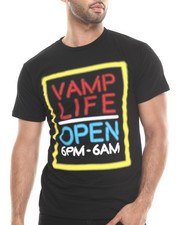 Shirts - Vamp Life 6PM T-Shirt