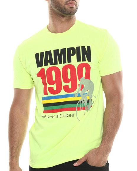 Vampire Life Yellow Vamp Ny 1999 T-Shirt