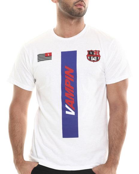 Vampire Life White Vampin Bar T-Shirt