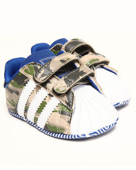 Adidas - Superstar 2 CMF Crib Booties (Infant)