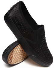 Sneakers - Livvy Canvas Slip On Sneakers