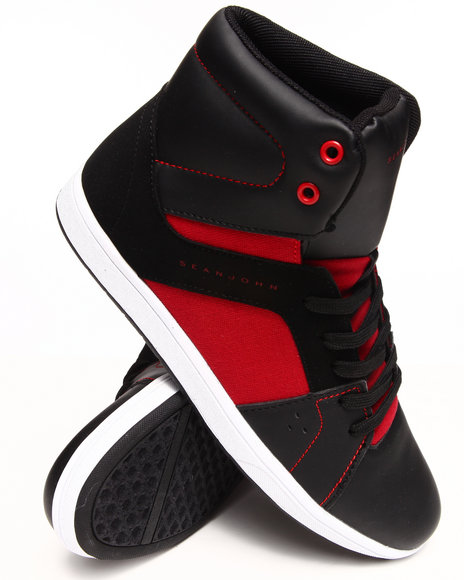 Sean John - Men Red London Hi