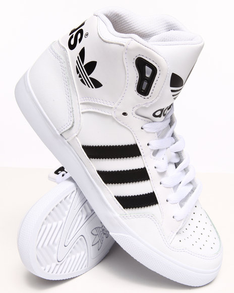 Adidas White Extaball W Sneakers