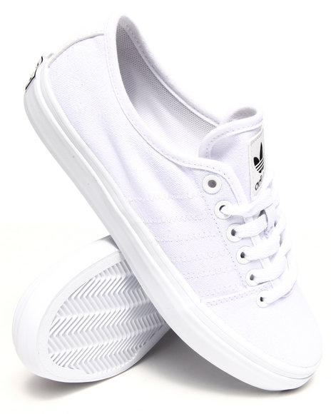 Adidas White Adria Lo W Sneakers