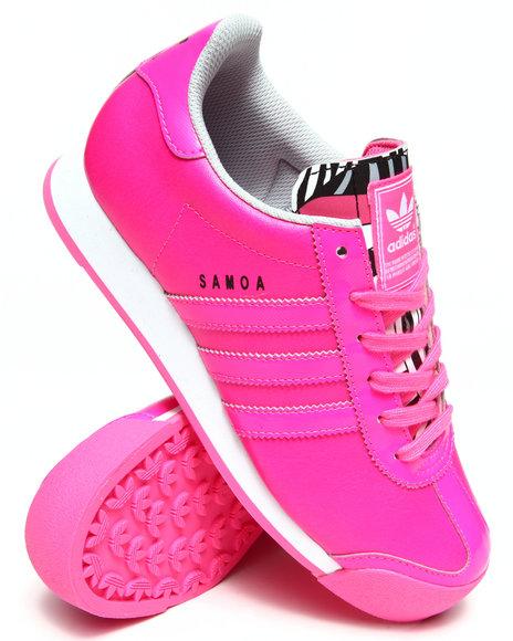 Adidas - Women Pink Samoa W Sneakers