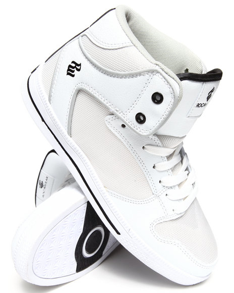 Rocawear - Men White World Roc Hi
