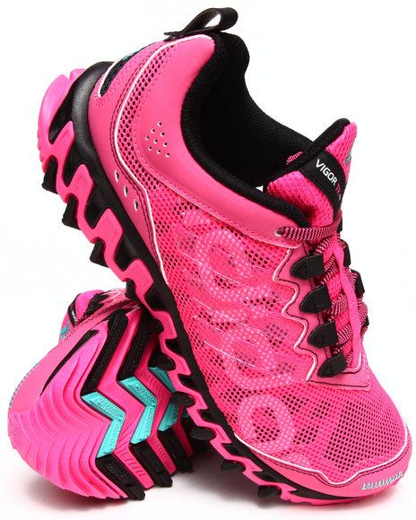 Adidas - Women Pink Vigor 4 Tr W Sneakers