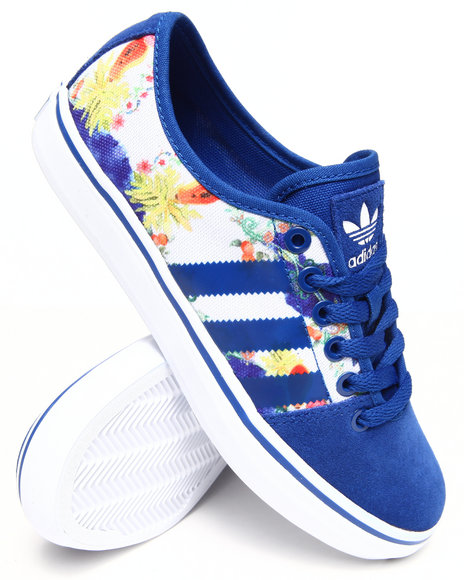 Adidas - Women Blue Adria Lo W Sneakers