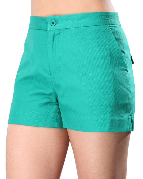 DJP OUTLET - BB Dakota Adonia Linen Shorts