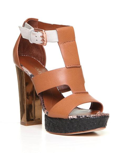 Djp Outlet - Women Tan Boutique 9 Rivington Sandal