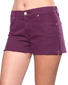 DJP OUTLET - 7 for All Mankind Cut Off Short w/Split Seam