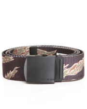 Belts - Perfect Timing Tiger Camo Belt