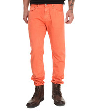 Men - Archetype Orange Twill Pant