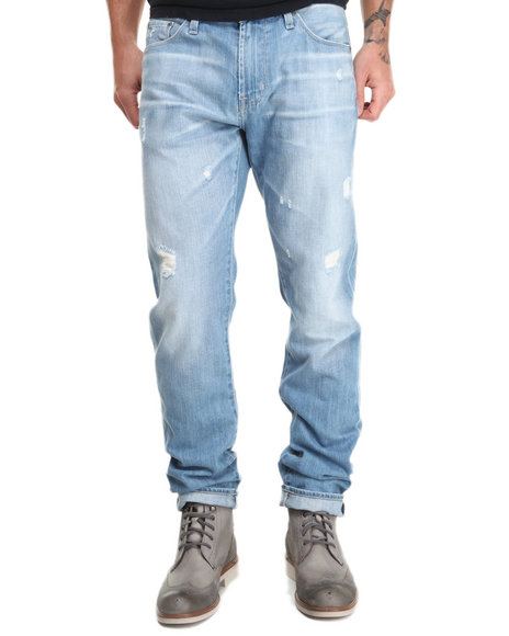 Big Star - Men Light Blue Division 20 Yr Light Wash Jean