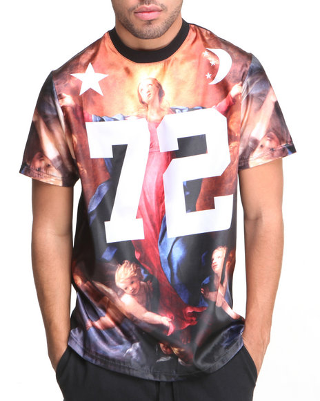 DNINE Reserve Multi Satin Virgin 72 Tee
