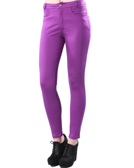 Djp Outlet Purple Jeans