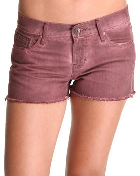 DJP OUTLET - Cult of Individuality Wine Tantra Shorts