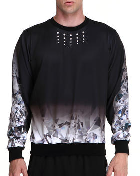 DJP OUTLET - KEENKEEE 20 Crystal Ombre Sweatshirt