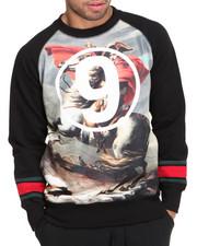 Sweatshirts & Sweaters - Satin Bonaparte Crew