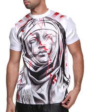 Shirts - LIL B Immaculate Face Tee