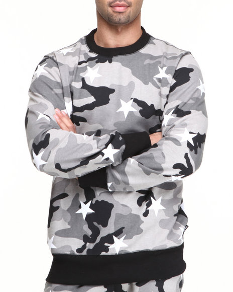 Dnine Reserve Pullover Sweatshirts