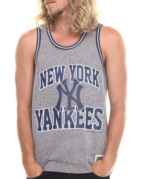 Mitchell & Ness - New York Yankees MLB Strike Three tank top