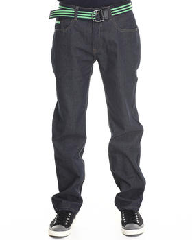 Enyce - New Tradition Belted Denim Jean
