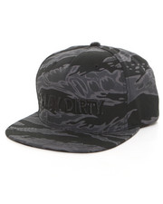 Men - Play Dirty Snapback Cap