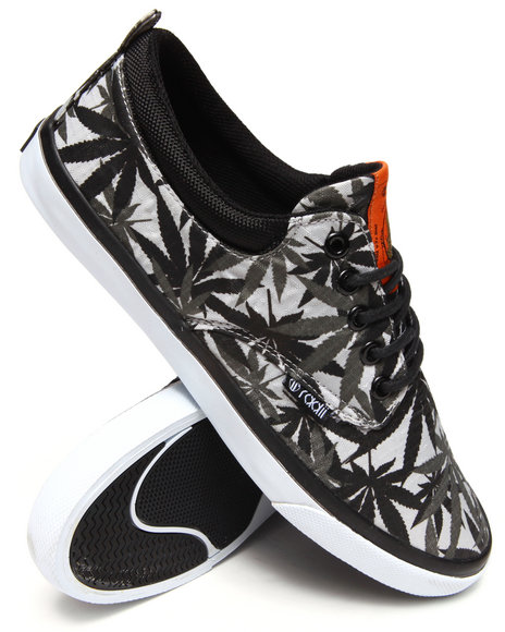 Radii Footwear - Men Camo,Black The Jax Sneakers