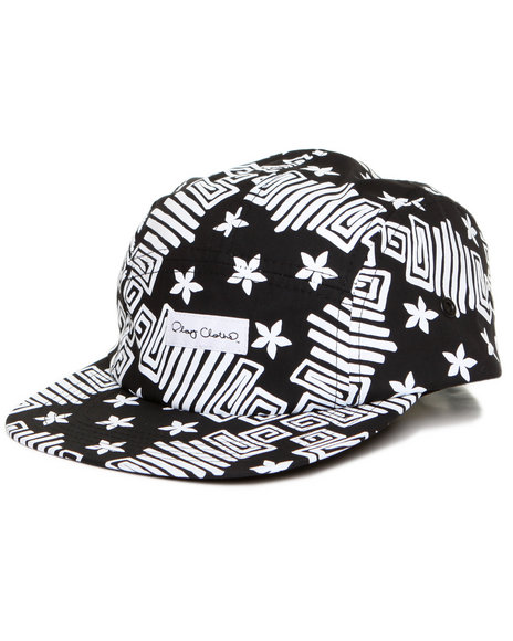 Djp Outlet Men Kingdom 5-Panel Cap Black - $19.99