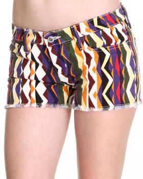 Big Star - Remy Zulu Print Shorts