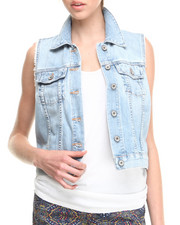 Outerwear - Ryder Denim Vest