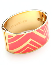 Accessories - Enamel Chevron Bracelet