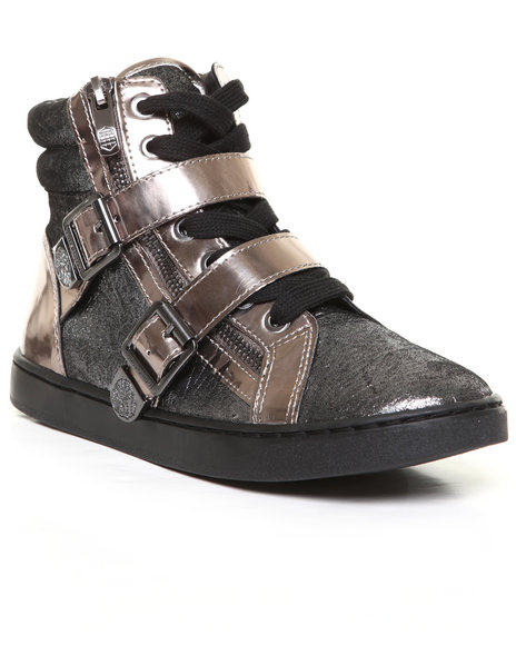Djp Outlet - Women Black Umily Sneaker