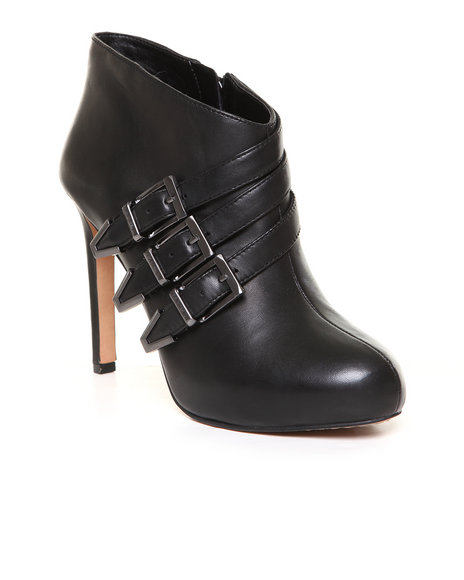 Djp Outlet - Women Black Ashia Bootie