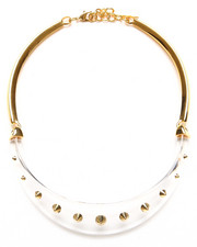 Jewelry - Lucite Collar Necklace