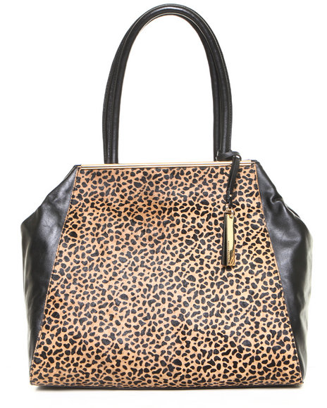 Djp Outlet Women Kyla Tote Bag Animal Print - $163.99