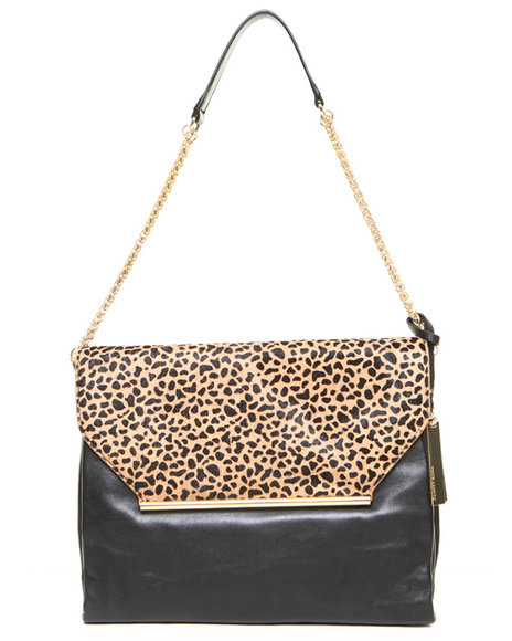 Djp Outlet Women Kyla Shoulder Bag Animal Print