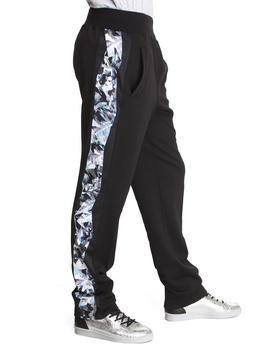 DJP OUTLET - KEENKEEE Diamond Side Panel Sweatpants