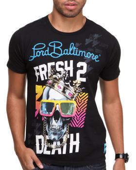 DJP OUTLET - Lord Baltimore Fresh 2 Death Foil Tee