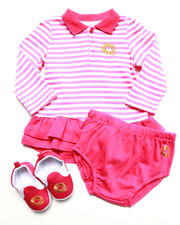Sets - 3 PC INFANT SET (12MOS-24MOS)