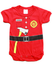 Sets - Firefigher Bodysuit (Infant)