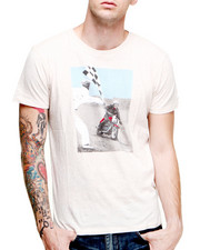 DJP OUTLET - Andrew Marc Denim & Leathers  Isle of Man Surplus Tee