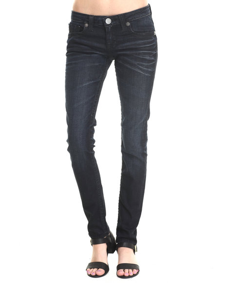 Big Star - Women Indigo Brigette Skinny One Yr Rinse Jean - $32.99