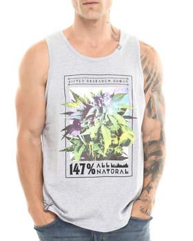 LRG - 147% ALL NATURAL TANK TOP