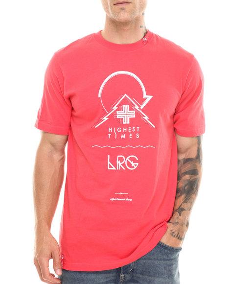 Lrg Red T-Shirts
