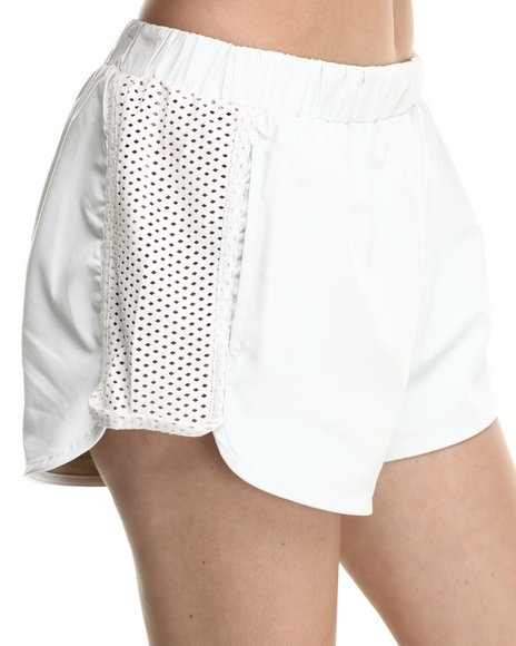 Motel - Women White Ava Short